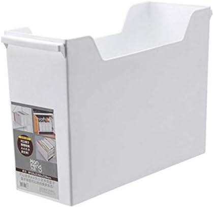 CCET Caja De Almacenaje De La Cocina Caja De Almacenamiento De Documentos Material Plastico Adecuado for Colocar Muebles como Juguetes Documentales (Color : White Trumpet): Amazon.es: Hogar