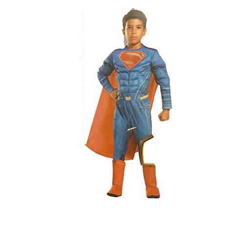 Superman Boot Tops - target Batman V Superman Superman Costume Muscle Chest 3D Boot Tops Youth Medium 8-10