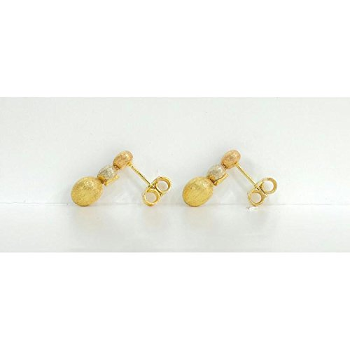 Boucles d'oreille Femme - oroo5 or jaune