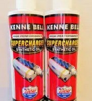 Kenne Bell Universal Synthetic Supercharger Gear Oil (2 Pack, 16oz) - Fits All Supercharger Types