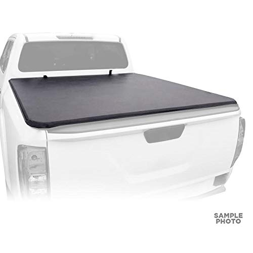 Fenza Soft Roll Up Tonneau Cover for 2003-2011 Isuzu D-Max (Double Cab)