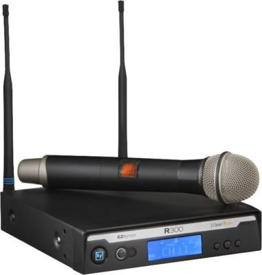 Electrovoice RE2-N2 Microphone Wireless System by EV