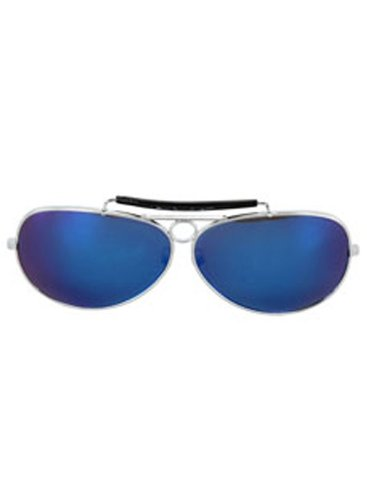 Mirrored Police Sunglasses (Magnum Pi Halloween Costume)