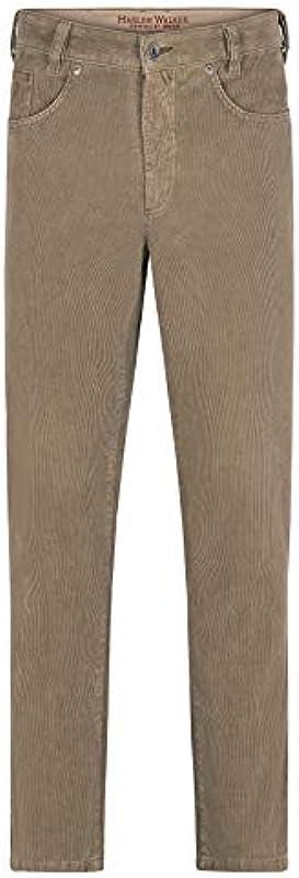 Joker męskie dżinsy Kord Harlem Walker Cognac - prosty 30W / 32L: Odzież