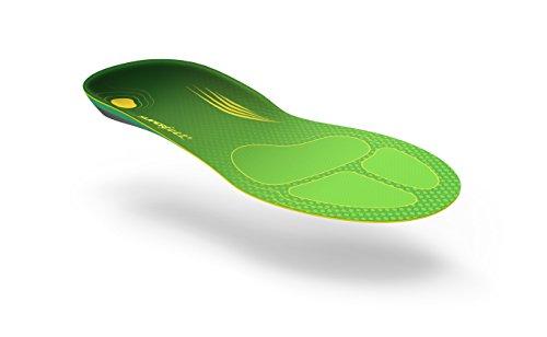 Superfeet Run Comfort Max Insole, Citron, C: 6.5-8 US Womens/5.5-7 US Mens Review