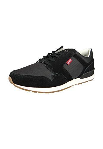 Schwarz Black II Sneaker Black 59 227823 Levi's Levis Regular NY 1932 Herren Runner Regular fpqqZw