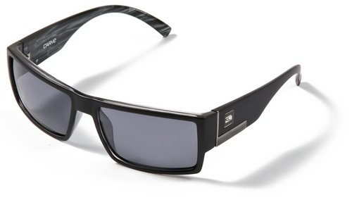 Carve Shady Deal Lunettes de soleil Matt Black Polarized NZdh2Z
