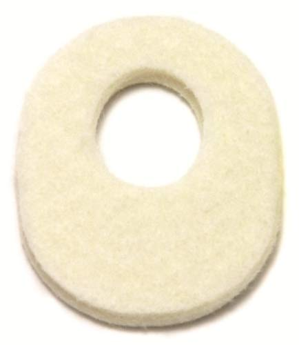 Aetna Felt Corporation 2319 Pad Bunion Adhesive Felt 1/4'' BG by The Aetna Felt Corporation Incorporated