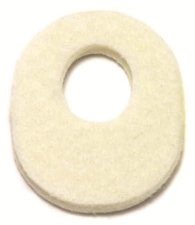 Atlas Biomechanics Callus Pads 100 Pack 1 8 Adhesive Felt Oval Callus Cushions
