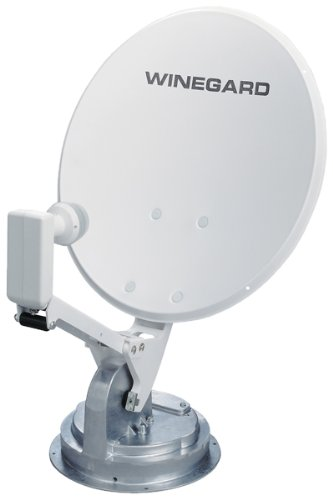 Winegard RM-DM46 Crank Up Satellite Dish with Elevation Sensor by Winegard