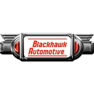 Blackhawk BH2125B Bottle Jack (12 Ton Hydraulic Shorty)