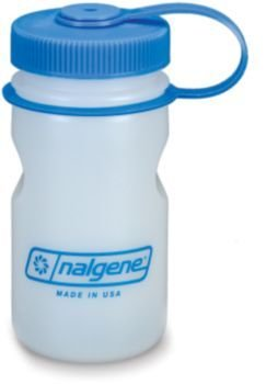 Nalgene 16 Ounce Reusable Water Bottle, HDPE, in Wide Mouth ()