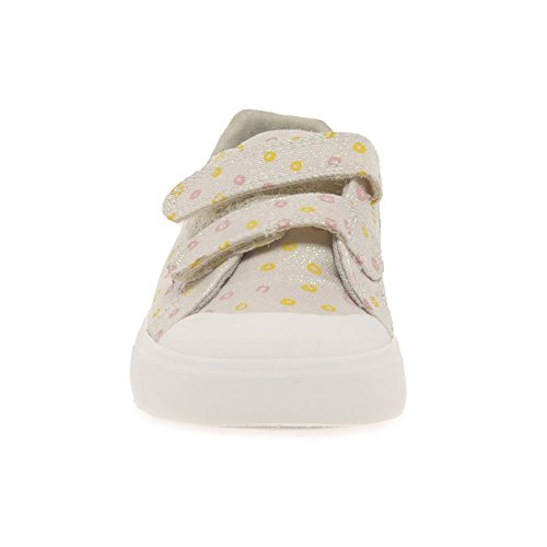 Scarpe Stringate White Bianco Donna Clarks UF4xwTHqx
