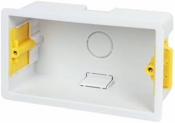 Appleby plástico doble pared pladur caja portamecanismos ...