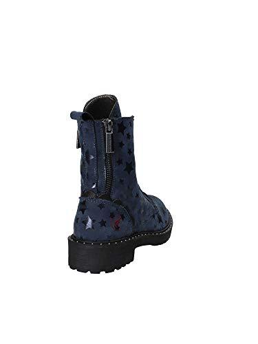 Blue Women Boots Ankle PI18KM1090V011 Fornarina AwqX76vw