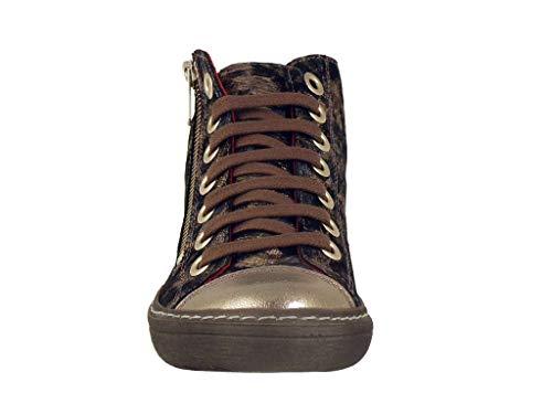 Chacal Coloris 2 Bottines 4510 Bronze wrxB7wtpSn