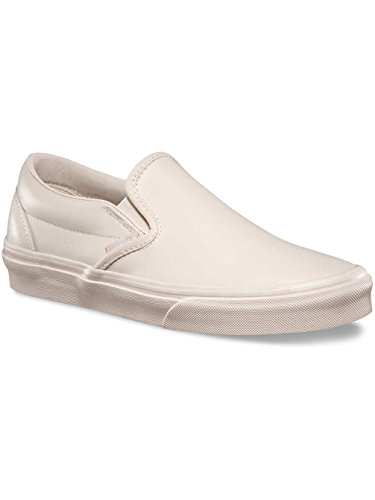 Vans Classic Slip On Whisper Pink/Mono Womens Skate Shoes Size 9.5 by Vans