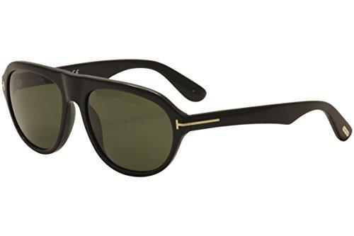 Tom Ford Sunglasses - Ivan / Frame: Black Lens: ()