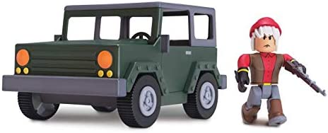 Roblox Action Collection – Apocalypse Rising 4×4 Vehicle [Includes Exclusive Virtual Item]