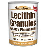 Taille SDWN LÉCITHINE GRANULES: