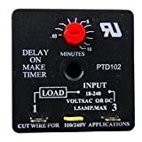 Packard PTD102 Delay on Make Timer Relay