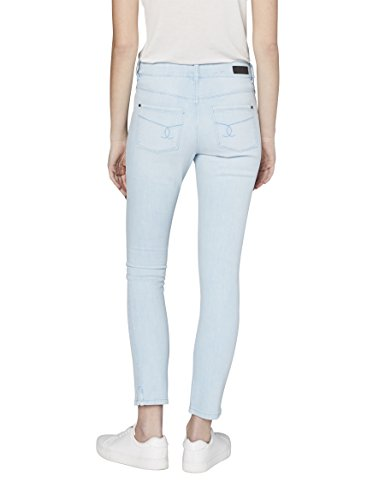 Colorado Mujer Blue 6081 Illusion Blau Denim para Jeans OFqFtr
