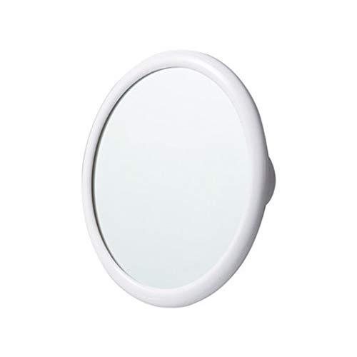 - Lxrzls Bathroom Small Mirror Student Dormitory Desktop Makeup Mirror Suction Cup Vanity Mirror Bathroom Wall Mirror (Size : 15.5cm)