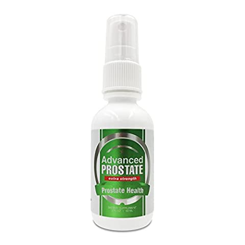 CCL Advanced Prostate Supplement With Epilobium. More Effective Than Saw Palmetto. Unique Advanced Absorption Spray. More Effective Than Pills, Powders, & Capsules - Only the Best Health - Prostate Treatment