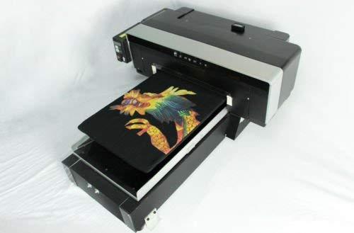 DTG Direct To Garment T-Shirt Personal DIY Printer BUILD Video