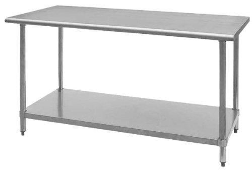 Worktable 24 x 24 S/S (1 ea/cs)