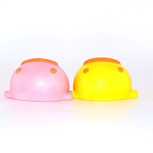 Squishy Uae : 1PCS Cute Jumbo Duck Squishy Slow Rising Bread Scented Cellphone Straps Kid Toy - Buy Online in ...