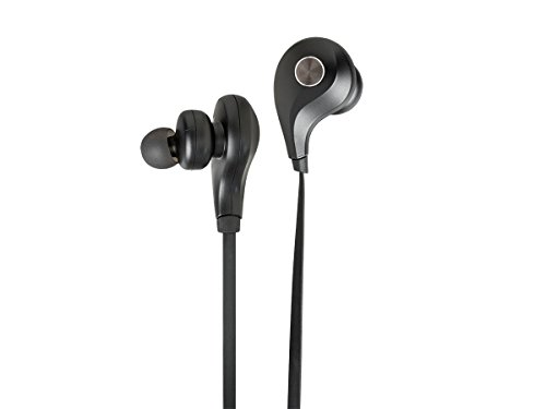 Monoprice Large-Driver Bluetooth Wireless Earbuds Headphones - (115274)