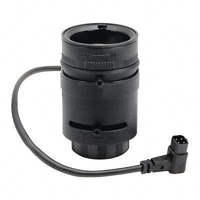 ACTi - PLEN-2203 - Vari-focal f3.1-9mm, DC Iris F1.3, Manual Focus, CS Mount Lens -