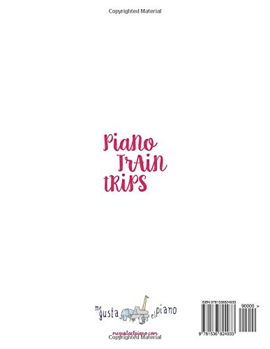 Piano Train Trips: Amazon.es: Cabeza, Juan, Lara Campos, Elisa: Libros