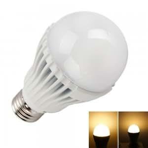 E27 5W 450 Lumen 3000K Warm White LED Light Bulb (85-265V)