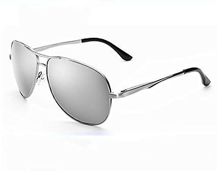 KOMNY Producto Acabado Banda Miopía Gafas de Sol, Gafas de Sol de los Hombres,