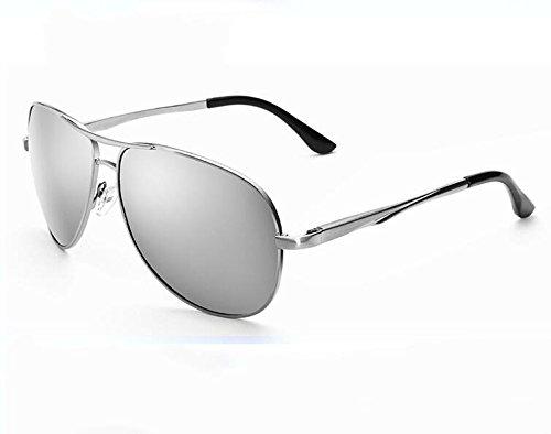 carnet 400 KOMNY de Espejo Degrees Of Silver Marea Sol luz Sol de Miopía Gafas Gafas Sapo Acabado Hombres los Grados polarizada Conducir de de Banda 250 la Gafas Producto Negro HrxHqRF