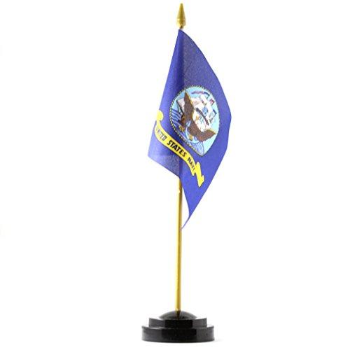 EagleEmblems F6306 Flag-Usn (4in x 6in)