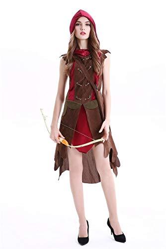 Disfraz de Cardenal Sexy Robin Hood Cazadora Peter Pan Disfraces ...