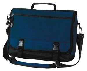 Port & Company - Basic Expandable Briefcase, Navy ()