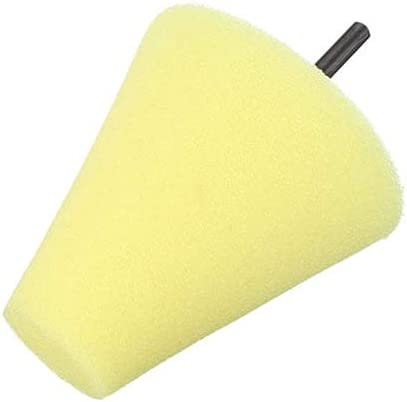 ZJN-JN Abrasives Abrasive Tool, 4pcs Shaped Polishing Pads Foam Polishing Cone Industrial Abrasives