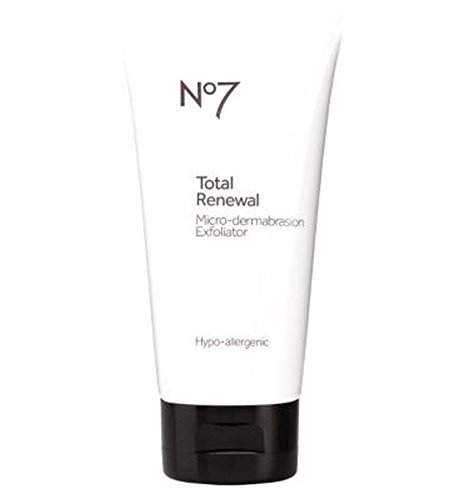 No7 Total Renewal Micro-Dermabrasion Face Exfoliator by NO 7