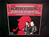 THE HOUND OF THE BASKERVILLES & THE ADVENTURES OF SHERLOCK HOLMES (From the Original Movie Soundtrack - Sherlock Holmes) 3 Record Set