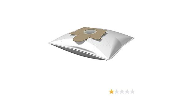 10 bolsas para aspiradoras Rowenta RO 6477 EA Silent Force de polvo bolsa de profesional®: Amazon.es: Hogar