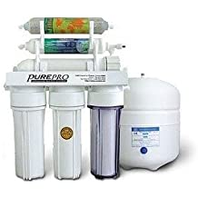 PurePro 6 stage Reverse Osmosis Water Purification System With Mineral Filter, 50 Gallons Per Day