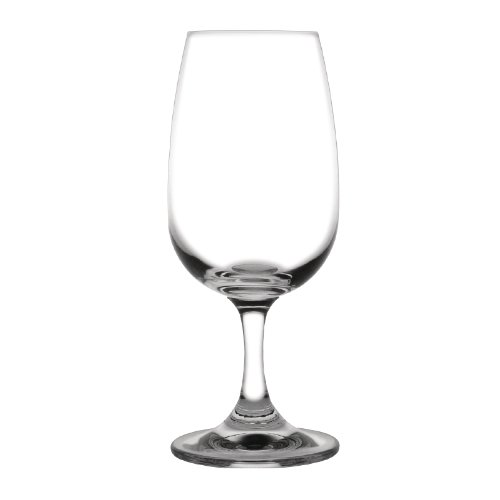6X Olympia Bar Collection Wine Glasses 220ml/160X65mm Crystal Tumblers