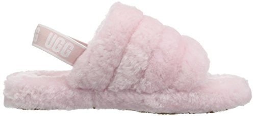 Pictures of UGG Kids' K Fluff Yeah Slide Sandal 1098494K 3