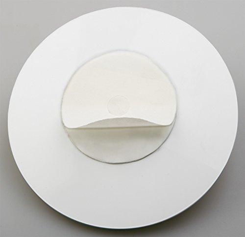Wenko 3660010100 Specchio Ingranditore per Cosmesi Cromo 11,9 x 0,7 x 11,9 cm Materiale Plastico