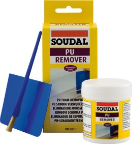 Soudal – Eliminador de espuma de poliuretano Extractor especial para espuma de poliuretano ausgehärteten, lata
