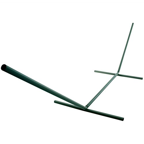 - Pawley's Island L-STECWG Hammock Stand, Forest Green